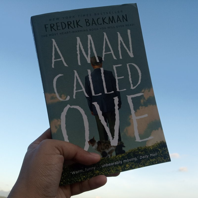 A Man Called Ove- Book Review