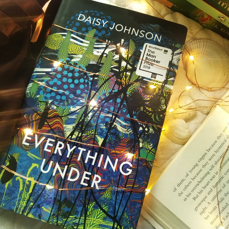 Everything Under- Book Review