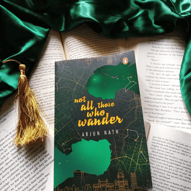 Not All Those Who Wander- Book Review