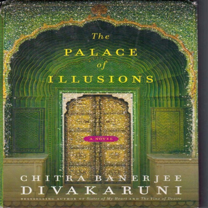 The Palace of Illusions- Book Review