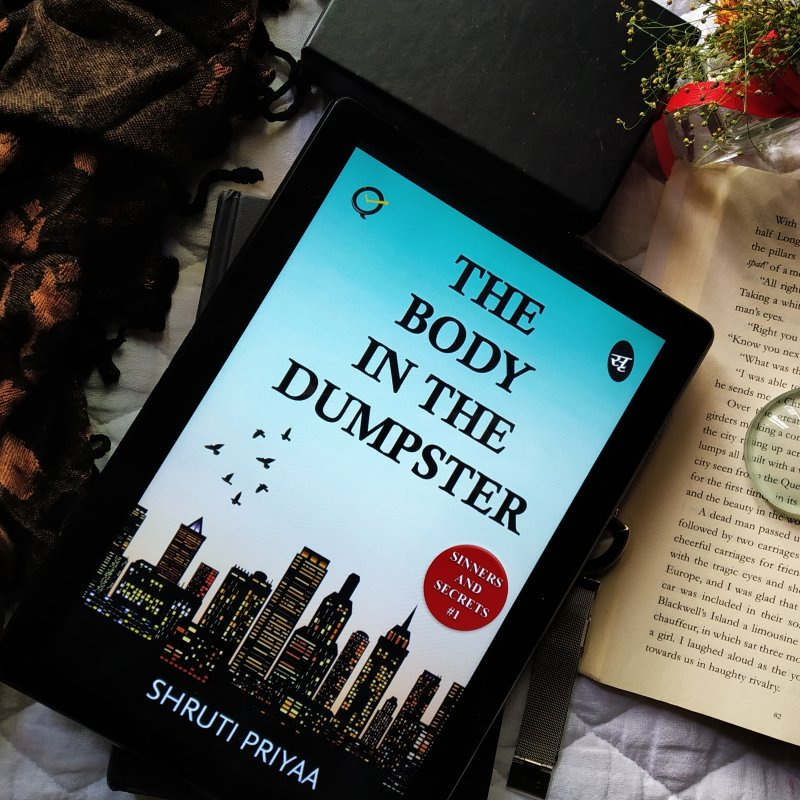 The Body in the Dumpster- Review