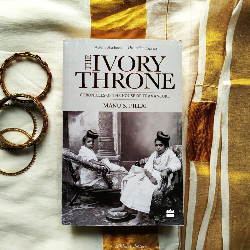 The Ivory Throne: Book Review