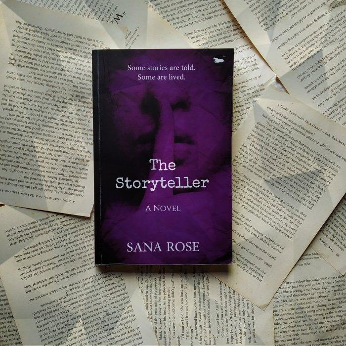 The Storyteller- Book Review