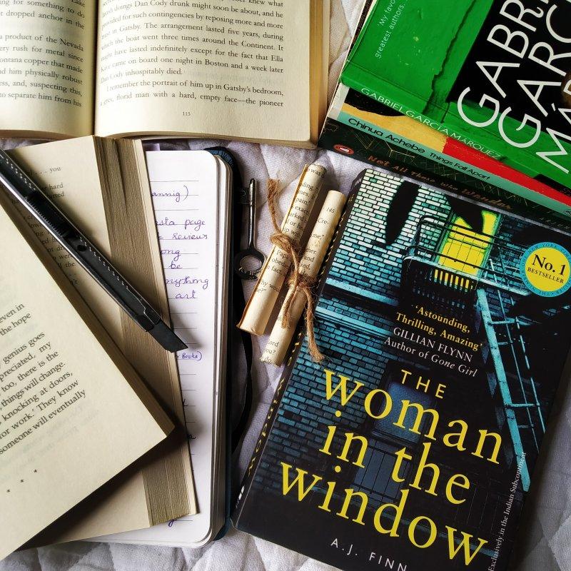 The Woman In the Window- Book Review